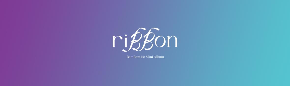 BamBam - Video Call & Sign Event [ BamBam 1st Mini Album riBBon ]