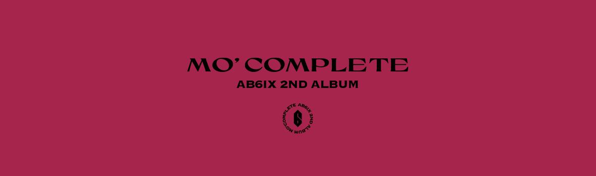 AB6IX - 2ND ALBUM 'MO' COMPLETE' VIDEO CALL EVENT