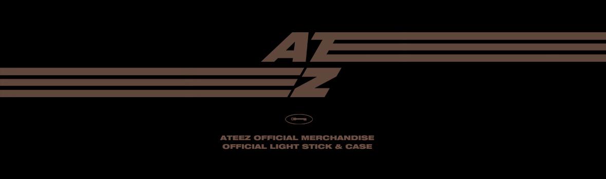 ATEEZ - OFFICIAL LIGHT STICK + LIGHT STICK CASE