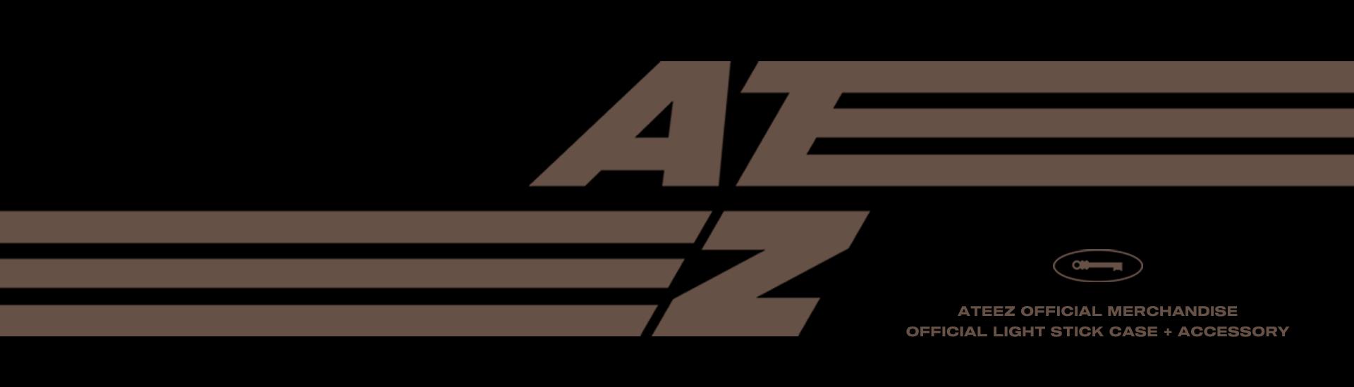 ATEEZ - OFFICIAL MERCHANDISE - OFFICIAL LIGHT STICK CASE