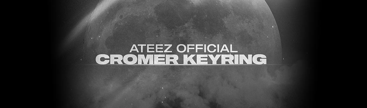 ATEEZ - OFFICIAL [CROMER KEYRING]