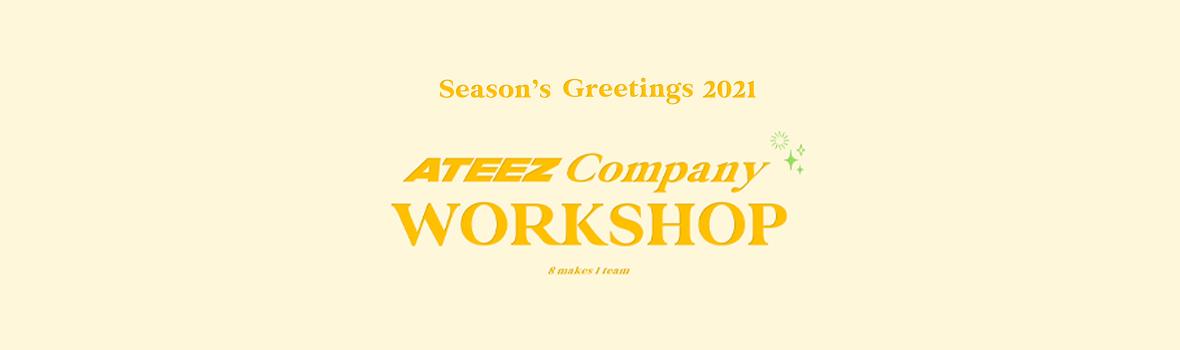 ATEEZ - Season's Greetings 2021