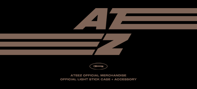 the poster of OFFICIAL MERCHANDISE - OFFICIAL LIGHT STICK & CASE & ACCESSORIES