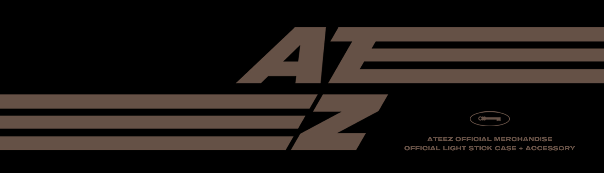 ATEEZ - OFFICIAL MERCHANDISE - OFFICIAL LIGHT STICK & CASE & ACCESSORIES