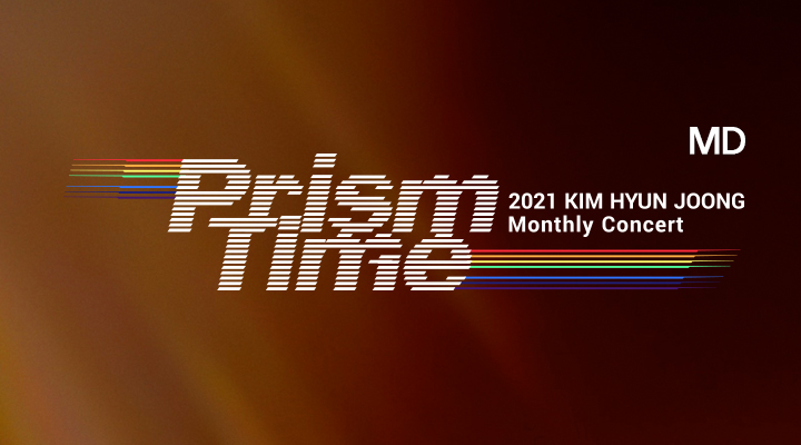 Kim Hyun Joong - KIM HYUN JOONG Monthly Concert 'Prism Time' MD