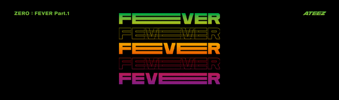ATEEZ - ATEEZ  [ZERO : Fever Part.1]