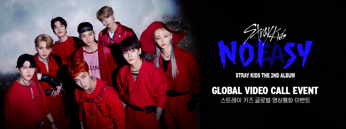 Stray Kids - GLOBAL VIDEO CALL EVENT