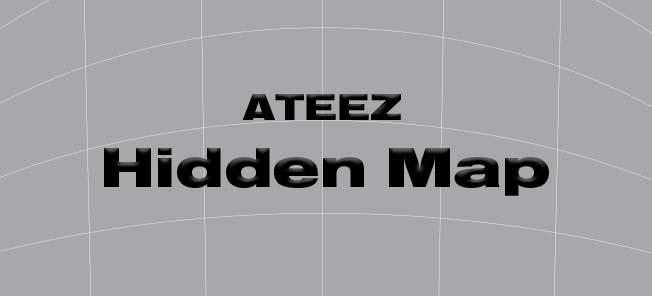 TREASURE : Hidden Map
