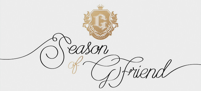 the poster of FIRST CONCERT [Season of GFRIEND] ENCORE DVD/Blu-ray