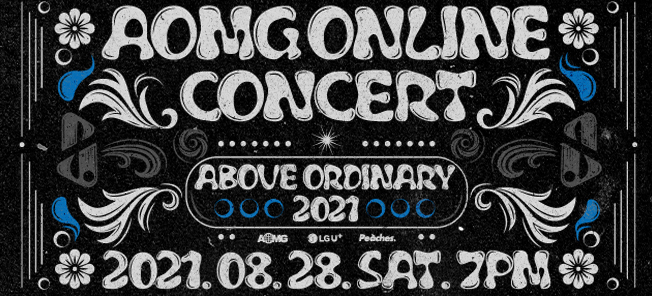 AOMG ONLINE CONCERT : Above Ordinary 2021